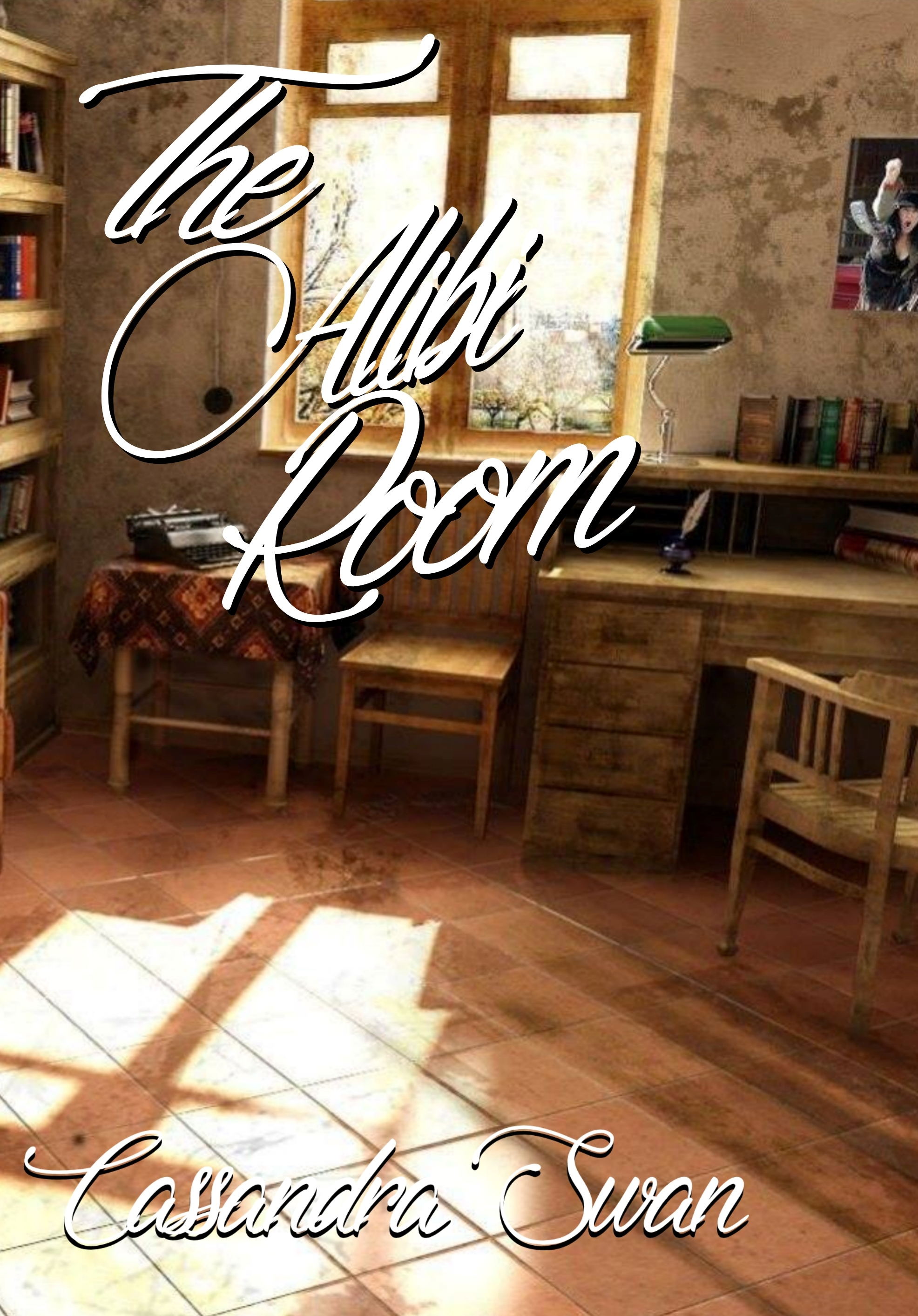 The Alibi Room by Cassandra Swan Pictures: Ian Treherne