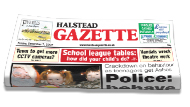 Braintree and Witham Times: Halstead Gazette