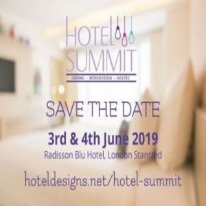 Hotel Summit London June 2019