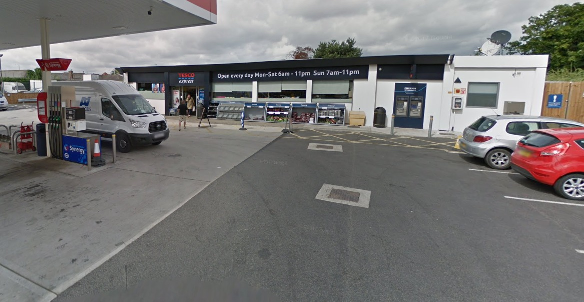 Tesco, Brentwood Road, Chadwell St Mary