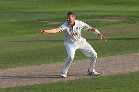 Pick of the bowlers - Essex's Peter Siddle returned two for 66 Picture: TGS Photo