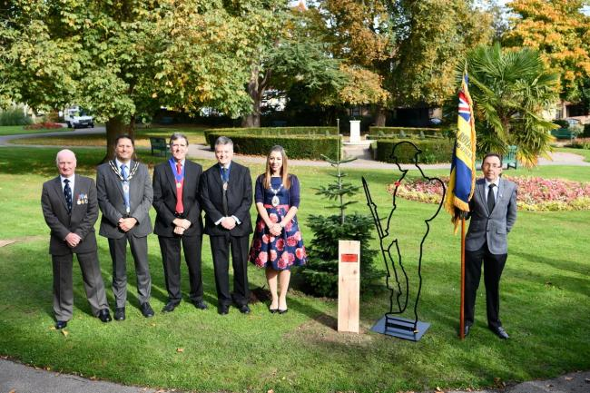 Trees and Tommies to mark end of First World War