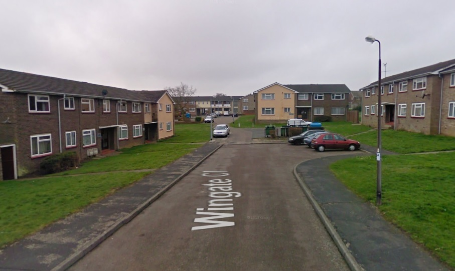 A woman was found dead in Wingate Close, Braintree
