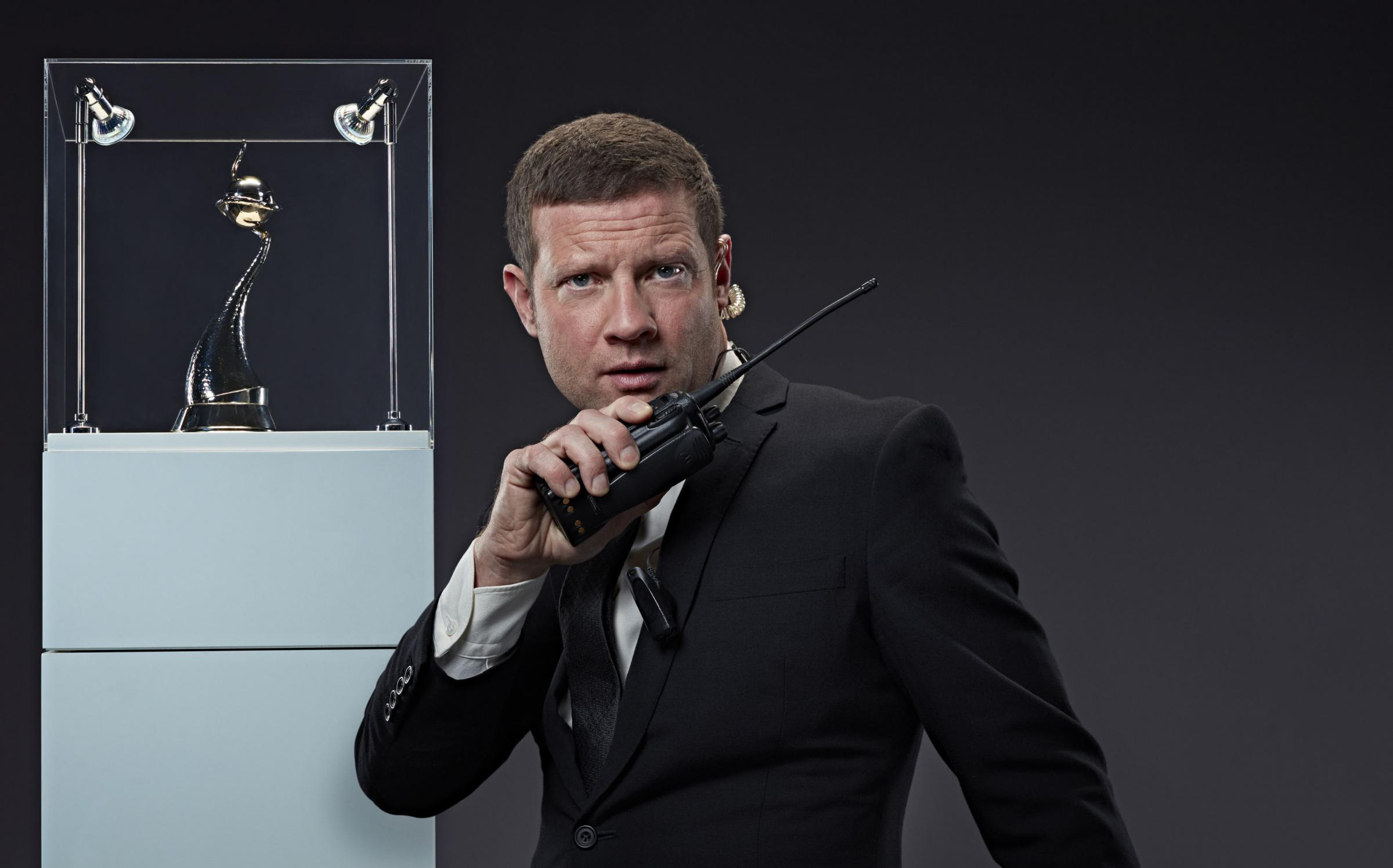 Presenter - Dermot will be hosting the NTA's for the 10th year