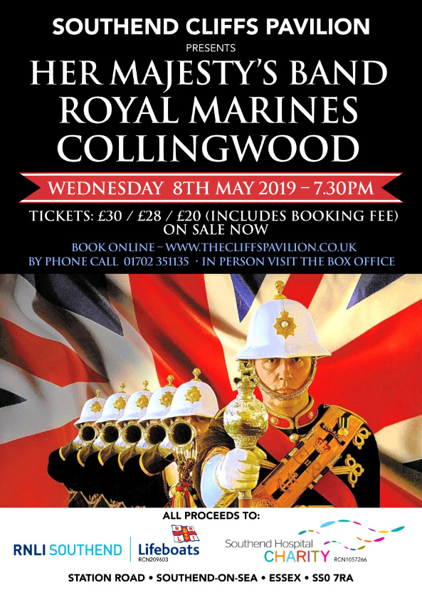 Her Majesty's Band Royal Marines Collingwood