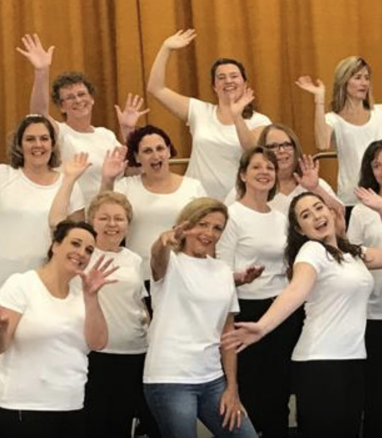 Diva For A Day - FREE singing workshop for women - a cappella style!