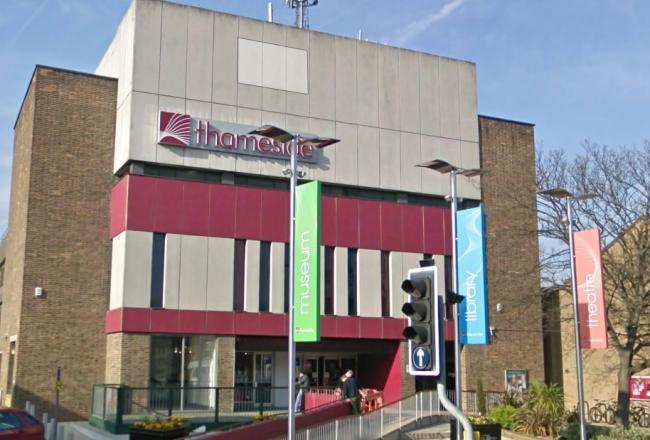 Dementia help - at the Thameside theatre