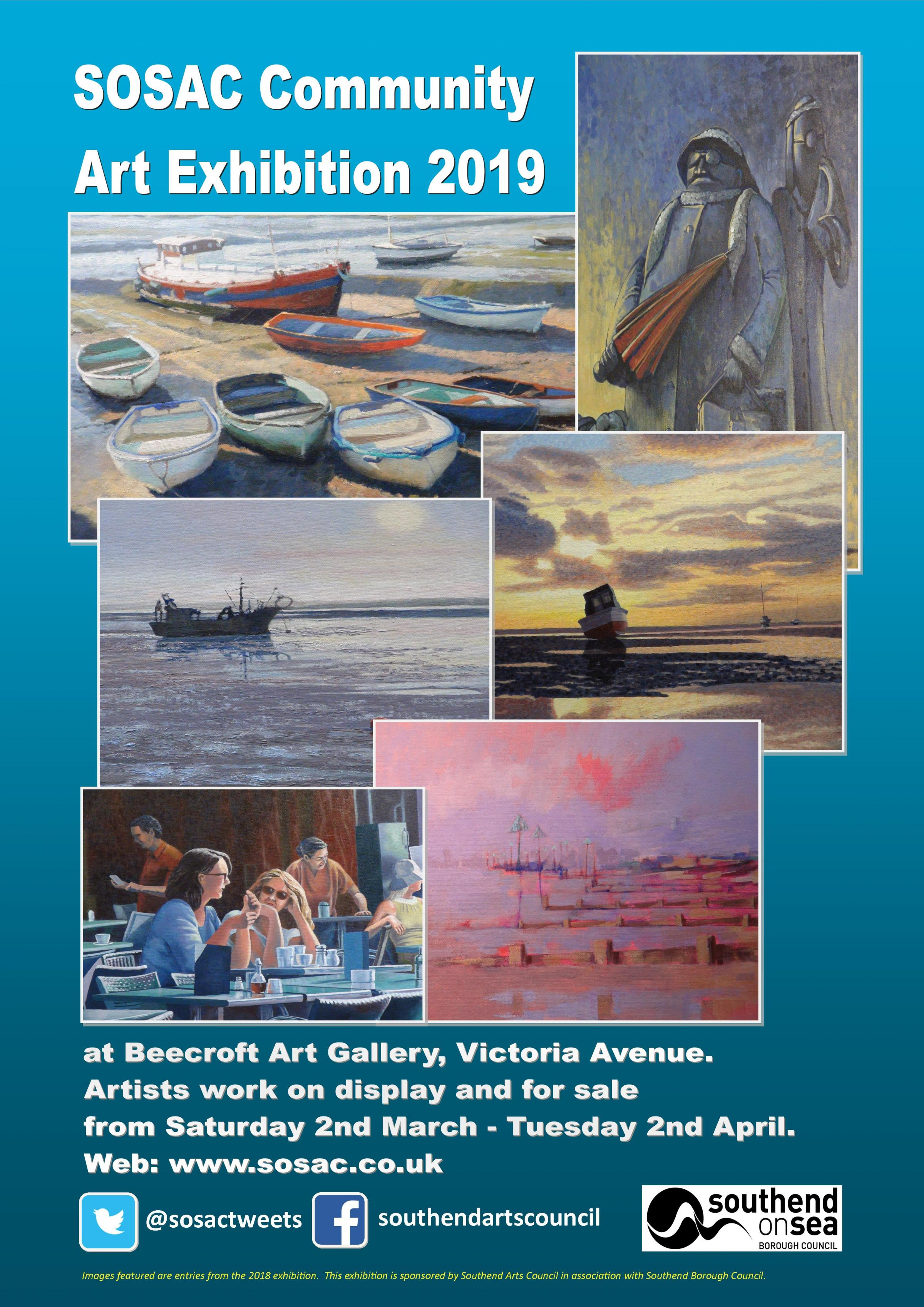 Community Art Exhibition
