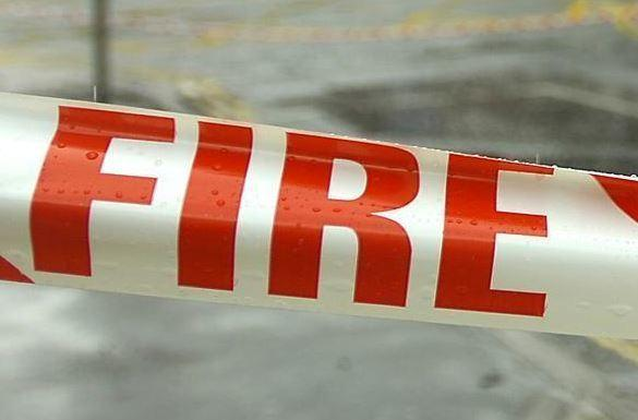 The fire happened in a flat in Marlborough Road, Braintree