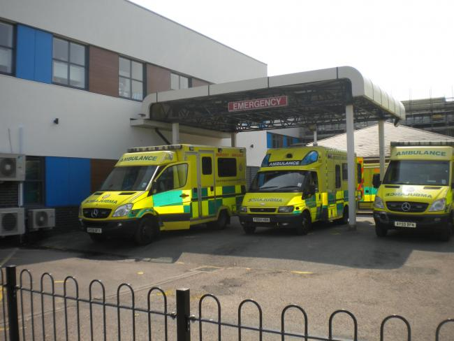 Rise in Essex dementia patients being admitted to A&E