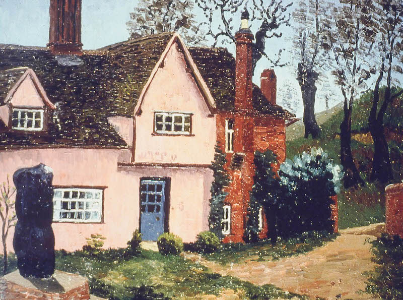 Lunchtime Lecture - Rediscovering Suffolk Artist Cedric Morris