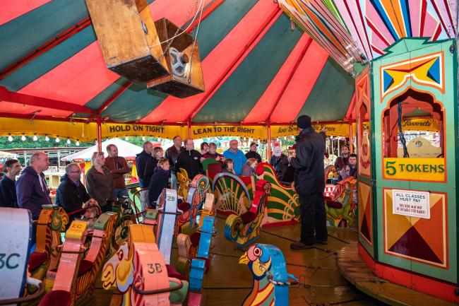 Carters Steam Fair To Come To Promenade Park Maldon Braintree And
