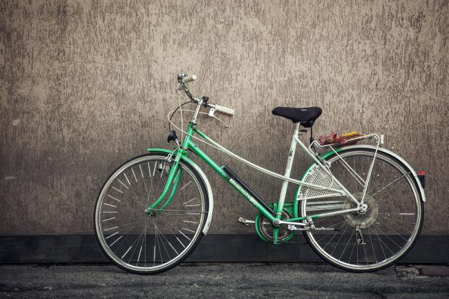 A stock picture of a bike