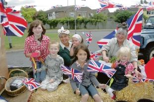 Coggeshall: Carnival fun for village
