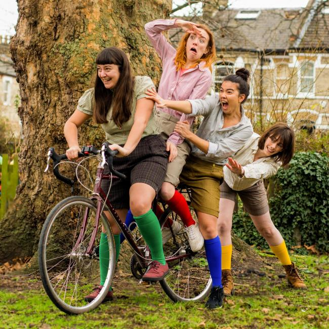 Handlebards Tempest cast