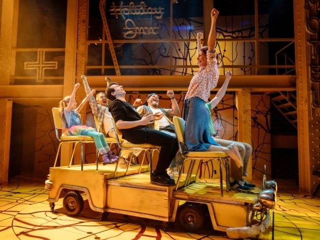 Little Miss Sunshine at the New Wolsey