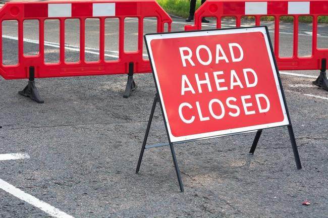 TRAVEL UPDATE: Fambridge Road in Maldon has been closed