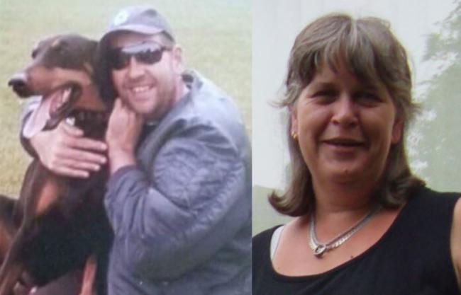 Tragic: Gary and Joanne Vincent