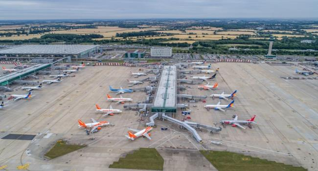 Flights from Stansted grounded due to air traffic control failure